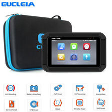 EUCLEIA S7C OBD2 Automotive Scanner Diagnostic Tool All Electric Control Systems