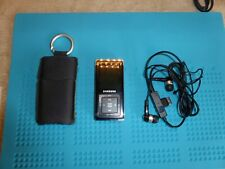 Samsung YP-Z5 MP3 player black and silver