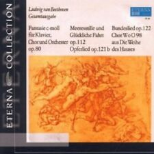 A.STOLTE/GOL/RSB/F.KONWITSCHNY, - BEETHOVEN-CHORFANTASIE/OPFERLIED/+  CD NEW!