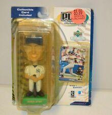 DEREK JETER Bobblehead 2001 Upper Deck Playmakers w Card New York Yankees (USED)