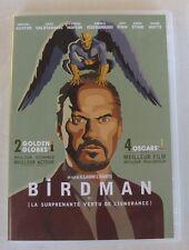 DVD BIRDMAN (OU LA SURPRENANTE VERTU DE L'IGNORANCE) - Michael KEATON