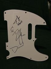 The Fray Group Signed Autographed Pickguard