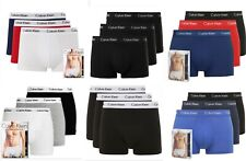 Calvin Klein Herren Boxershorts 3er Pack Unterwäsche S-XL