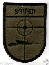 FBI SNIPER PATCH SUBDUED FBE SWAT SNIPER νeΙ©®⚙💀PATCH