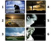 "8""x12"" METAL SIGN Christian #1 Jesus God Prayer Spiritual Religious Bible Verse"