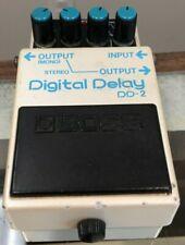 BOSS DIGITAL DELAY DD-2 GUITAR EFFECTS PEDAL