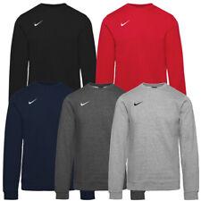 Nike Team Club Crew Pullover Men Herren Freizeit Sweatshirt Langarm Shirt AJ1466