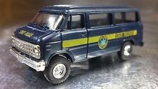 * Trident 90135 New York State Trooper Vehicle HO 1:87 Scale