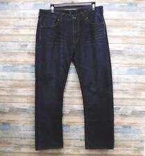 Union Jeans Sea//WA Straight Relaxed Fit Men's Jeans 40 x 32         (B-55)