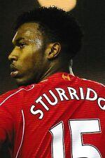 CALCIO FOTO > DANIEL STURRIDGE Liverpool 2014-15