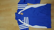 Adidas neue Jacke Real Madrid Größe M blau/weiß