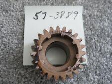 Triumph, 57-3889, T150 4 speed Mainshaft 3rd Gear 23 teeth  1969-1970