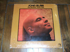 John Blair - We Belong Together 1977 LP CTI Records 75004 Lucy In The Sky SEALED