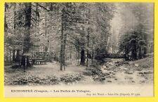 cpa 88 - GÉRARMER (Vosges) KICHOMPRÉ Perles de VOLOGNE Huître d'eau douce