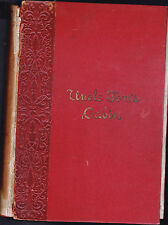 Uncle Tom's Cabin by Harriet Beecher Stowe 1897 World Bible House