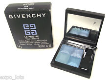 BNIB GIVENCHY Le Prisme ** 1 Color - 4 Finishes ** 04 Must-Have Blue