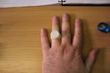 GREEN LANTERN Blackest Night White Lantern Ring   Corps Power Ring