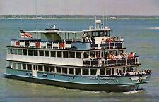Capt. Anderson, Triple Deck Cruiser, FL, Transportation --- Ship Boat Postcard
