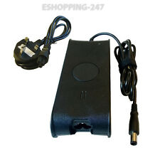 4.62A FOR DELL PP39L 310-6557 LAPTOP MAIN CHARGER ADAPTER + POWER CORD F126