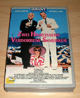 VHS - Zwei hinreissend verdorbene Schurken ( 2 ) Steve Martin - Videokassette