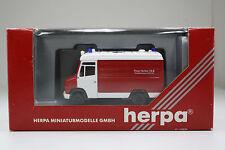 """MB 609 D """"Feuer-Notfall 112"""" in OVP (Herpa/Ki 10"""