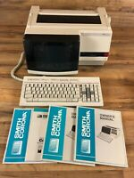 Smith Corona PWP 4200 Personal Word Processor with Keyboard Manuals