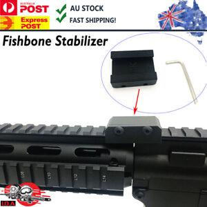 Fishbone Handguard Stabilizer Fixer for Jinming Gen 8 M4A1 XM316 Gel Blaster Toy
