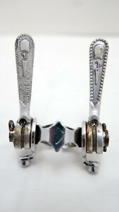 Zeus Clamp-On Front and Rear Friction Gear Shifters - Vintage, L'Eroica