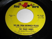The Trade Winds: The Girl From Greenwich Village 45