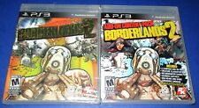 Borderlands 2 + Borderlands 2 Add-On Content Pack PS3 *New-Sealed-Free Shipping!