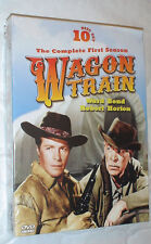 Wagon Train - Complete First Season Series One 1 - DVD Box Set - NEW & SEALED