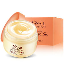 Snail Sleeping Mask Face Skin Care Cream No Wash Fade Spot Facial Night Cream