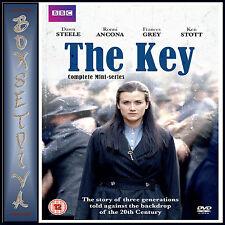 THE KEY - COMPLETE BBC MINI SERIES  *BRAND NEW DVD *