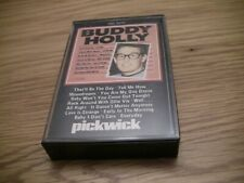 Buddy Holly - Self-Titled (Cassette Tape, Pickwick)