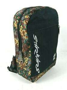Star Wars Futura Lab Collab Sling Backpack Mini Bag Graffiti Boba Fett NWOT