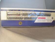 Arnold   für Sammler  wie neu mit  OVP 0166 Henschel Wegmann Zug