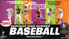 2015 Topps Heritage High Number Baseball - Pick A Player