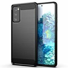 Samsung Galaxy S20 FE Carbon Hülle Schutzhülle Outdoor Case Cover Handy Tasche