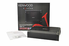Kenwood Excelon X801-5 800W RMS 5 Channel X-Series Class D Amplifier