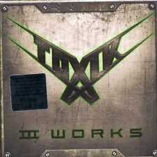 "TOXIK ""III WORKS"" 3 CD BOX SET COMPIL. RE NEW"