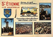 Br44977 Chemin de Fer train Railway Saint Etienne
