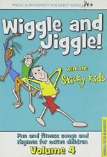 Sticky Kids - Wiggle And Jiggle [CD]