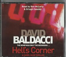 Hell's  Corner by David Baldacci Audio cd   read by Ron Mclarty & Orlagh Cassidy