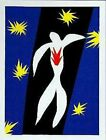 The Fall of Icare (La Chute D'lcare) by Henri Matisse 20x16 Museum Print