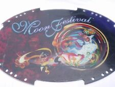 CASINO SLOT MACHINE TOPPER INSERT MOON FESTIVAL NOS FREE SHIPPING