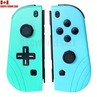 Joy-Con (L/R) Wireless Remote Controllers Set For Nintendo Switch Green Blue