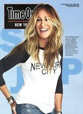 SARAH JESSICA PARKER TIME OUT NEW YORK MAGAZINE OCTOBER 5-11 2016 SEX & THE CITY