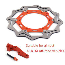 Floating Brake Disc Rotor +Bracket+Air Vent for KTM 250 SX/XC/XCF/XCW 350SXF 15