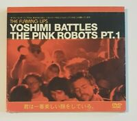 THE FLAMING LIPS : YOSHIMI BATTLES THE PINK ROBOTS PT. 1 ♦ NEW MAXI-CD (NEUF) ♦
