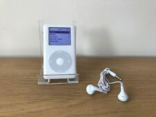 Apple IPOD 4th Generazione iPod Classic 20 GB Bianco iPod Gen Nuova Batteria #2